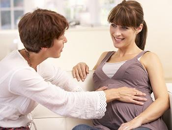 דולה תמיכה בלידה